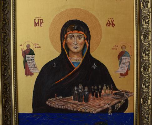 Образ Пресвятой Богородицы «Избавительница»